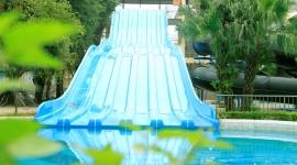 """Công viên Nước Hồ Tây đưa hệ thống """"đường trượt đa làn"""" mới của Tây Ban Nha vào hoạt động trong mùa hè 2018"""