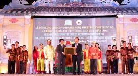 Quảng Nam đón bằng công nhận 'Bài chòi Trung Bộ' là di sản của nhân loại