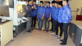 Trường Đại học SPKT Nam Định tuyển sinh đại học, đại học liên thông, cao đẳng hệ chính quy năm 2018