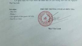 Việc Cơ quan điều tra VKSNDTC khởi tố vụ án hình sự xảy ra tại Cục Thi hành án Long An: MỘT QUYẾT ĐỊNH KHÁCH QUAN, CÔNG TÂM