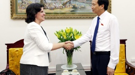 Strengthening cooperation on social security and labor between Vietnam and Cuba