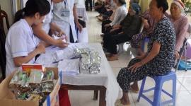 Nam Định: Quan tâm chăm lo đời sống người cao tuổi