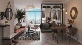 Độc bản như nội thất nhà giàu với Sun Grand City Thuy Khue Residence