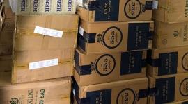 Bắt giữ 55.000 bao thuốc lá lậu tại Quảng Ninh