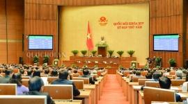 Bế mạc kỳ họp thứ 5, Quốc hội khóa XIV.