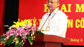 Khai mạc kỳ thi công chức Bộ Lao động – Thương binh và Xã hội