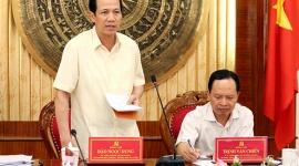 Bộ trưởng Đào Ngọc Dung: Thanh Hóa sáng tạo trong xây dựng nông thôn mới