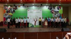 """Phát động phong trào """"Xanh hóa – Bảo vệ môi trường tại các cơ sở giáo dục nghề nghiệp trên địa bàn TP.HCM""""."""