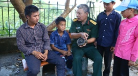 Hà Giang chung tay khắc phục hậu quả bom mìn
