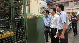 Tập huấn an toàn vệ sinh lao động cho các doanh nghiệp vừa và nhỏ
