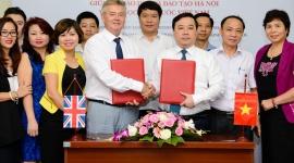 Sở Giáo Dục và Đào Tạo Hà Nội hợp tác cùng Đại Học Anh Quốc Việt Nam triển khai chương trình đào tạo quốc tế IGCSE và A-level