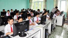 257 thí sinh tham dự Hội thi Tin học trẻ toàn quốc năm 2018