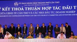 Vinamilk ký kết thỏa thuận hợp tác đầu tư vào Nông trường Sông Hậu, Cần Thơ