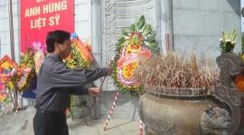 Nam Định: Tri ân người có công bằng những việc làm thiết thực