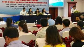 Đối thoại giữa doanh nghiệp với lãnh đạo Bảo hiểm xã hội Thành phố Hồ Chí Minh