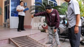 Bình Định: Khảo sát công trình công cộng tiếp cận với người khuyết tật