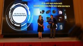 Nhà sản xuất máy bơm Đan Mạch Grundfos đẩy mạnh hoạt động kinh doanh tại thị trường Việt Nam