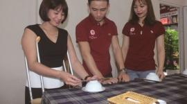 Chuyện cô gái khuyết tật trở thành bà chủ nhà hàng lớn ở thành phố Hà Tĩnh