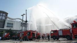 2500 người tham gia diễn tập Phòng cháy chữa cháy  tại AEON MALL Long Biên