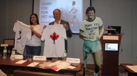 Chương trình Terry Fox Run Việt Nam 2018 hỗ trợ điều trị ung thư tại Việt Nam