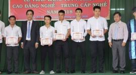 Trường Cao đẳng nghề TP.HCM: Khai giảng năm học 2018-2019