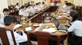 Công bố Quyết định thanh tra lĩnh vực đưa người lao động Việt Nam đi làm việc ở nước ngoài theo hợp đồng