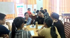 Trung tâm DVVL thành phố Cần Thơ mở các khóa đào tạo bồi dưỡng kỹ năng tìm việc, làm việc và kiến thức khởi sự doanh nghiệp