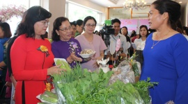 Đồng Nai:Tổ chức chương trình Ngày Phụ nữ sáng tạo khởi nghiệp năm 2018