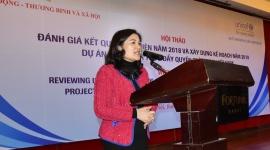 """Kết quả bước đầu Dự án """"Thúc đẩy và bảo vệ quyền trẻ em tại Việt Nam"""""""