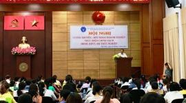 TPHCM phấn đấu đến cuối năm 2019 100% HSSV tham gia BHYT