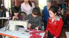 Trung tâm Dạy ghề huyện Krông Ana: Đào tạo nghề gắn với việc làm cho lao động nông thôn