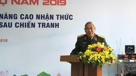 Hội hỗ trợ khắc phục hậu quả bom mìn Việt Nam triển khai nhiệm vụ năm 2019