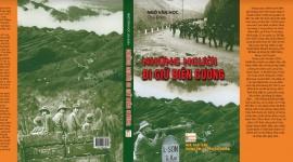 """Ra mắt sách """"Những người đi giữa biên cương"""" kỷ niệm 40 năm cuộc chiến tranh bảo vệ biên giới phía Bắc"""