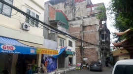 Hoàn thiện pháp luật về thu hồi đất từ thực tế triển khai dự án mở rộng ngõ chùa Liên Phái - Hà Nội