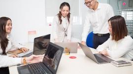 Sự lựa chọn số một của các nhà đầu tư tài chính trong kỷ nguyên công nghệ 4.0 - TT Consulting
