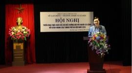 Hà Nội: Triển khai chế độ điều dưỡng đối với người có công với cách mạng năm 2019