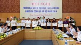 Năm 2019, Hưng Yên giải quyết việc làm cho trên 23 nghìn lao động