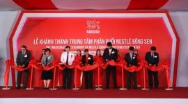 Nestlé Việt Nam khánh thành Trung tâm phân phối mới, mở rộng đầu tư tại Hưng Yên