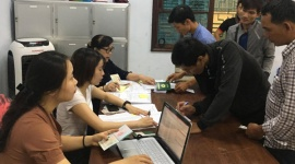 Kỳ thi tiếng Hàn đặc biệt trên máy tính (Kỳ 1 - 2019) cho người lao động làm việc theo Chương trình EPS về nước đúng thời hạn