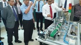 Trường Cao đẳng Công nghệ quốc tế Lilama II: Nâng chất đội ngũ giảng viên đáp ứng chất lượng giáo dục nghề nghiệp