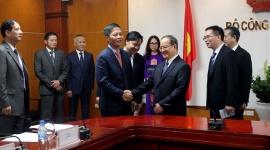 Tăng cường hợp tác trong lĩnh vực kinh tế, thương mại giữa Việt Nam và Trung Quốc