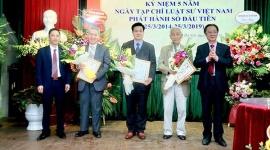 Kỷ Niệm 05 năm Ngày Tạp chí Luật sư Việt Nam phát hành số đầu tiên
