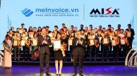 Trao Giải thưởng Sao Khuê 2019 cho 94 sản phẩm, dịch vụ công nghệ thông tin xuất sắc