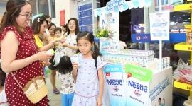 Nestlé Việt Nam thêm lựa chọn cho người tiêu dùng với sữa nước ít đường