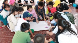 Hà Nội tổ chức nhiều hoạt động trong Tháng hành động vì trẻ em
