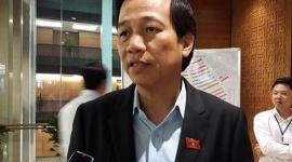 """Bộ trưởng Đào Ngọc Dung: Để bé gái đóng cảnh """"nóng"""" là vi phạm cả Bộ luật Lao động và Luật trẻ em"""