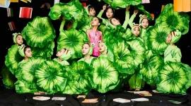 """Vở đại vũ kịch """"Sắc màu tuổi thơ"""" Vol 3: Chương trình đặc sắc, chất lượng nghệ thuật cao dành cho thiếu nhi"""