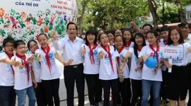 Phó Thủ tướng Vũ Đức Đam dự Lễ phát động Tháng hành động trẻ em năm 2019