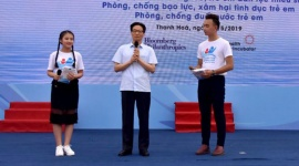 Action Month for Children 2019 launched in Thanh Hoa province