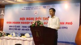 TP.HCM: Đối thoại giữa Doanh nghiệp và chính quyền thành phố
